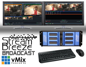 Stream Breeze Broadcast Live Video Streaming Equipment