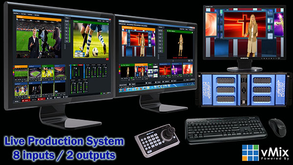 Live Video Streaming Equipment