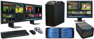 Custom Video Production Switching & Streaming Computers Live streaming equipment
